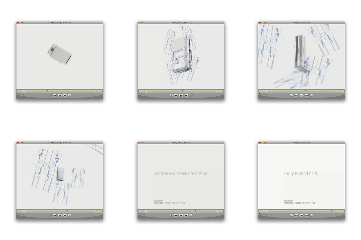 Nokia 7200LE collage