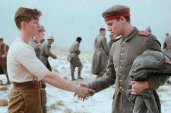 sainsburys-christmas-advert-2014-in-conjuction-with-british-legion-WW1-daily-mirror-grab